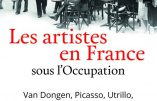 Les artistes en France sous l'Occupation : un officier allemand raconte (Werner Lange)
