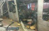 Vidéo de l'attentat dans le métro bruxellois
