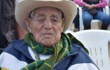 Mexique – Mort du dernier Cristero