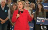Vidéo : Hillary Clinton fait un malaise lors des commémorations du 11 septembre