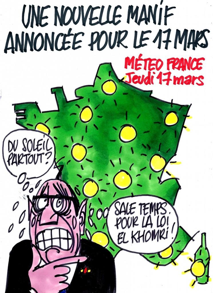 Ignace - Prochaine manifestation le 17 mars