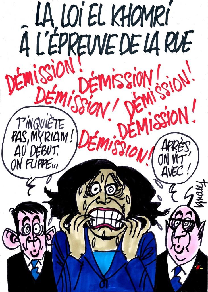 Ignace - Manifestation contre la loi Travail