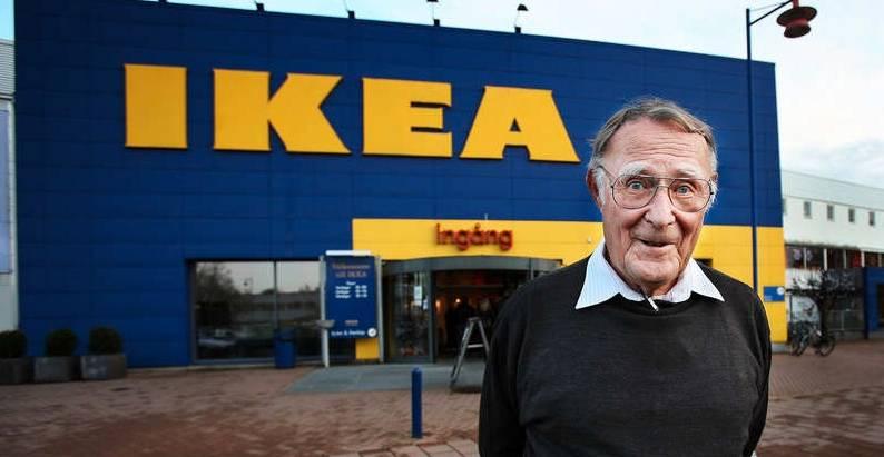 Le milliardaire ingvar kamprad fondateur d ikea et for Ikea heures d orlando