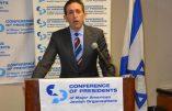 Matt Nosanchuck, agent de liaison juif de la Maison Blanche et lobbyiste LGBT