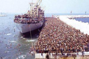 Les « migrants » sont en fait des colons, la preuve en chiffres