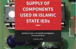L'Etat Islamique achète aux Etats-Unis et en Europe les composants de ses bombes, signale un rapport financé par l'UE