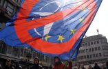 Grande manifestation contre l'OTAN à Belgrade