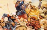 La bataille de Camerone, page d'héroïsme de la Légion étrangère