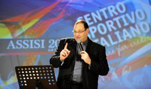 Don Michele Falabretti, le responsable de la Pastorale des jeunes à la CEI
