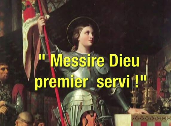Du 22 au 30 Mai Neuvaine à Ste Jeanne d'Arc pour la France!!! Jeanne-darc-messire-dieu-premier-servi