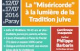 Mgr Barbarin et le diocèse d'Autun invitent à découvrir le judaïsme «dans un espace 100% casher»