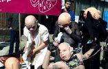 Des satanistes perturbent un rassemblement pro-vie (vidéo)