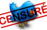 La direction de Twitter France formée par le CRIF…