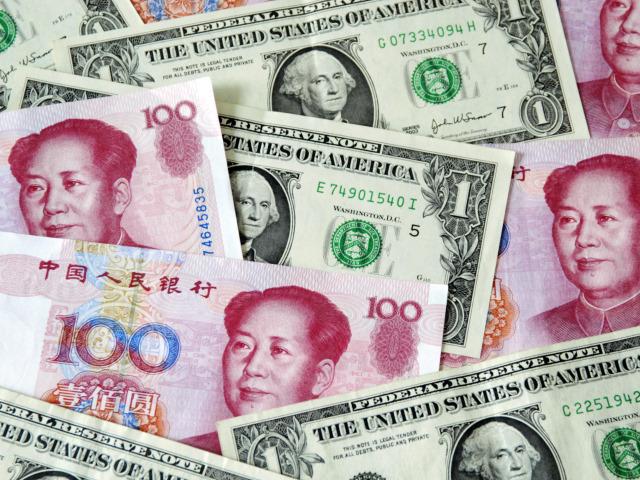 yuan-vs-dollar