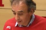 Eric Zemmour cloue au pilori la CGT et son gauchisme