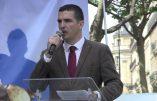 Le discours de Thibaut de Chassey au défilé d'hommage à Ste Jeanne d'Arc (8 mai 2016)