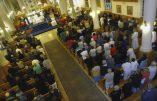 Une paroisse québécoise remplace la Fête de la Fidélité par la Fête de l'Amour, pour accueillir les duos homosexuels et les concubins