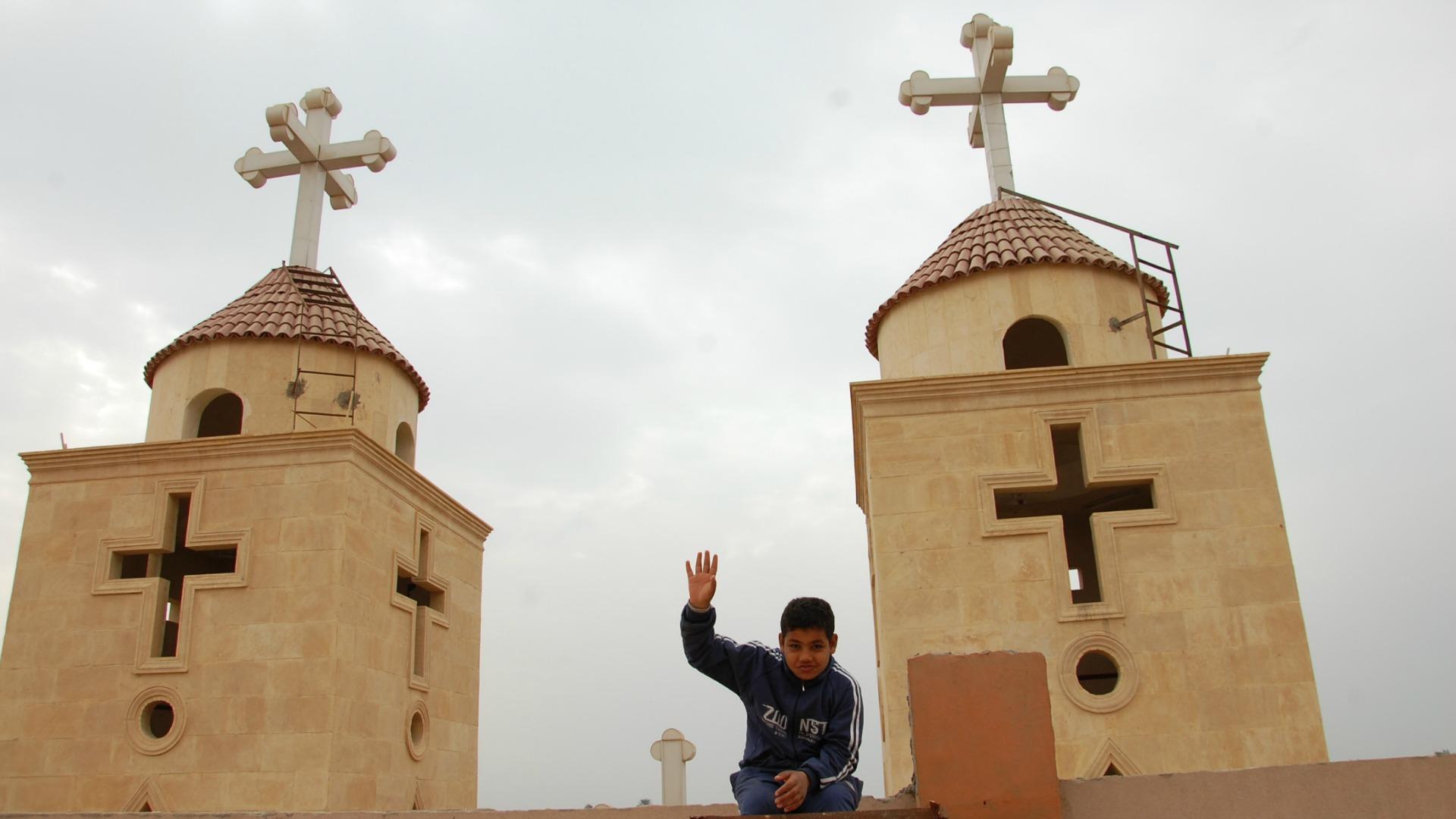 En Egypte, une église financée grâce aux dons de la communauté musulmane