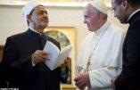 Le pape François rencontre pour la troisième fois le grand imam de l'université d'Al-Azhar