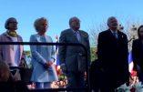 Marie-Christine Arnautu sanctionnée par le FN pour avoir honoré Jeanne d'Arc avec Jean-Marie Le Pen