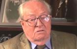 Jean-Marie Le Pen rappelle que la Turquie n'a pas sa place dans l'Union européenne