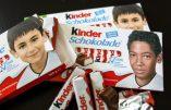 PEGIDA n'aime pas les chocolats Kinder