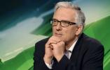 Interview de Guy Mettan sur la volonté occidentale de couper l'Europe en deux entre la Russie et une UE expansionniste