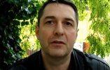 Xavier Moreau de retour du Donbass le 12 juin 2016