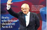 Premières violences contre les partisans du Brexit : Boris Johnson sous protection policière