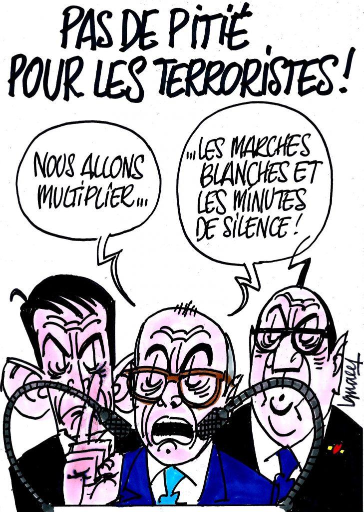 Ignace - Pas de pitié pour les terroristes !