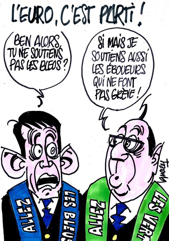 Ignace - L'Euro, c'est parti !