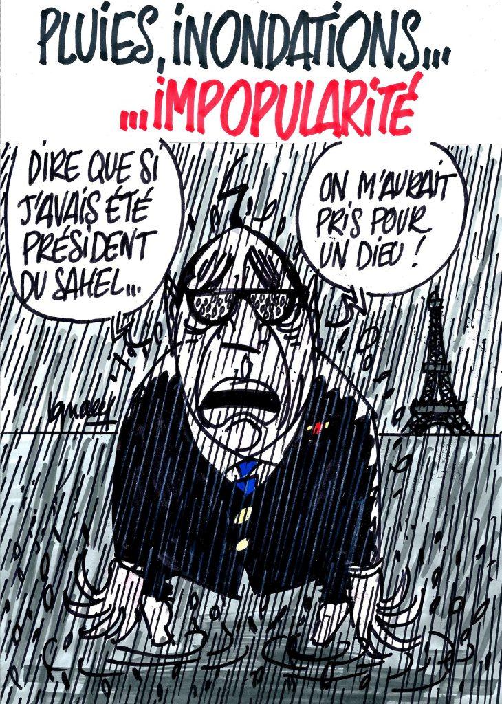 Ignace - Pluies, inondations...