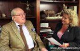 Jean-Marie Le Pen analyse la prestation de Florian Philippot chez Laurent Ruquier