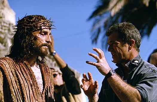 Des célébrités de tous genres témoignent de leur foi chrétienne - Page 4 Mel-gibson-passion