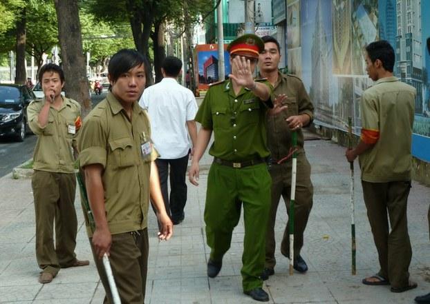 police-vietnam