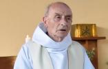 Le prêtre martyr de Saint-Etienne du Rouvrais, comme l'enseigne  l'Eglise conciliaire,  croyait  en « la religion  d'amour » de ses assassins…