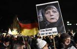 Angela Merkel avoue enfin que des terroristes sont entrés en Europe parmi les «réfugiés»