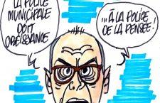 Ignace - Vidéosurveillance de Nice : Cazeneuve porte plainte