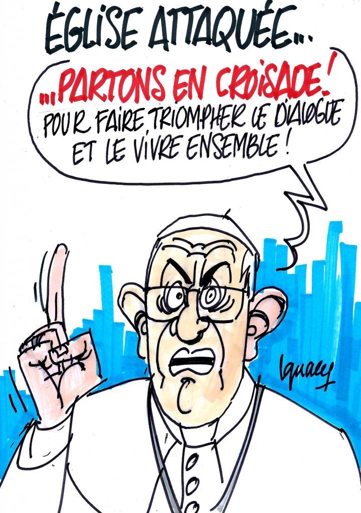 Ignace - Partons en croisade !