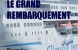 Le grand rembarquement (Emmanuel Albach)