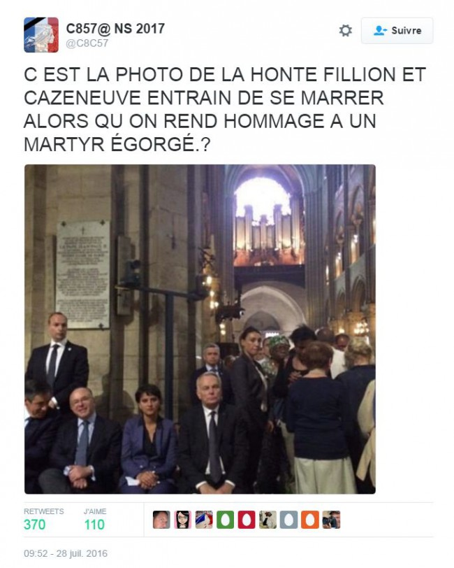 tweet_cazeneuve-fillon-messe