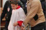 La république maçonnique à l'œuvre à l'église Sainte Rita (vidéos)