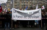 «Le catholicisme est consubstantiel à l'identité française» (Camel Bechikh)