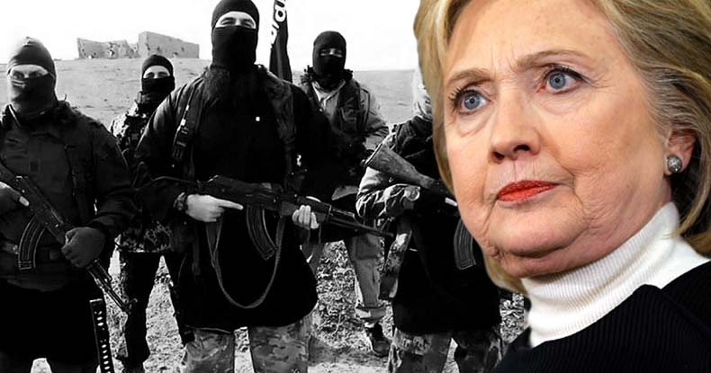 zapping du jour / breaking news   - Page 32 Hillary-clinton-isis
