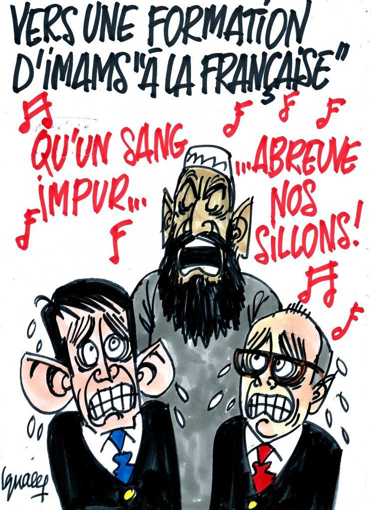 """Ignace - Vers une formation d'imams """"à la française"""""""
