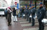 Emeute dans le quartier africain de Bruxelles : quatre policiers blessés