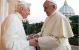 L'éloge de Benoît XVI envers son successeur  : «François est l'homme de la réforme pratique»