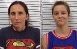 Mère et fille arrêtées après leur mariage incestueux
