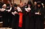 La prostestantisation de l'Église conciliaire avance à pas de géant