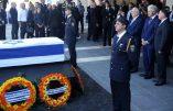 Enterrement de Shimon Peres : la symbolique d'un jour anniversaire